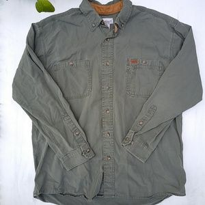 Carhartt button down